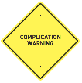ComplicationWarning
